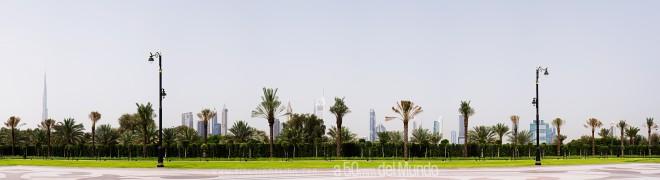Panorámica de Dubai