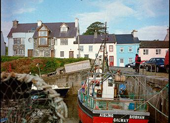 Viajar por Irlanda con una cámara de fotos