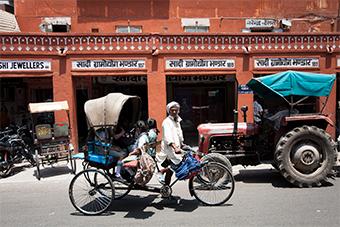 Viajar por India con una cámara de fotos (1 de 2)