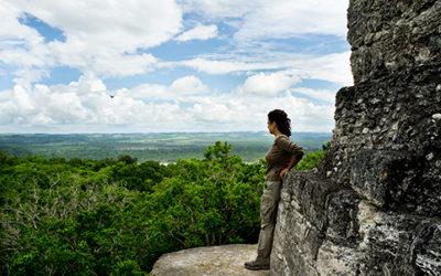 Las ruinas mayas (Guatemala 3/3)