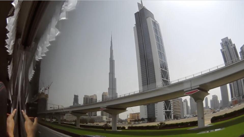 Un paseo por ese extraño país: Emiratos Árabes (3/3)